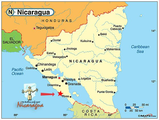 Nicaragua Learn More About the Country Two Brothers Surf Resort